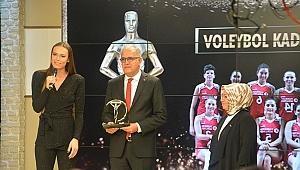Filenin Sultanları, 'Yılın En Başarılı Takımı' Ödülüne Layık Görüldü