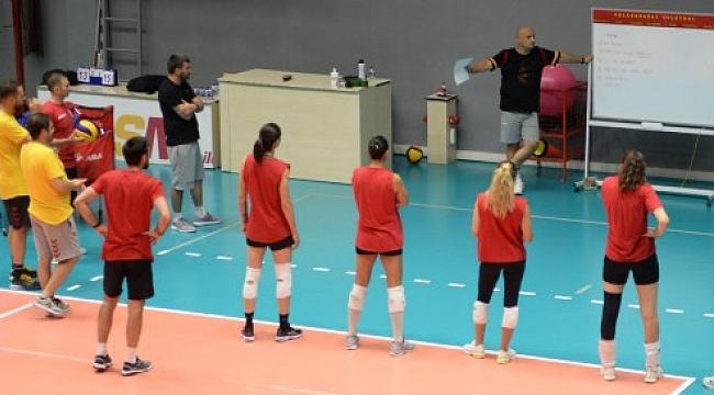Galatasaray HDI Sigorta yeni sezon hazırlıkları başladı