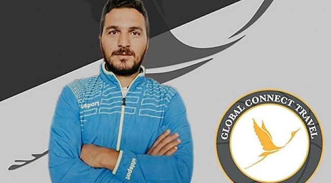 Global Connect Travel'ın antrenörü Gökhan Sarıbaş
