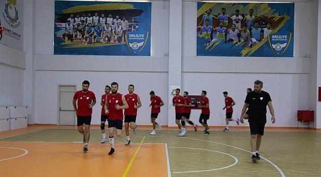 Haliliye Belediyespor, yeni sezon hazırlıklarına başladı