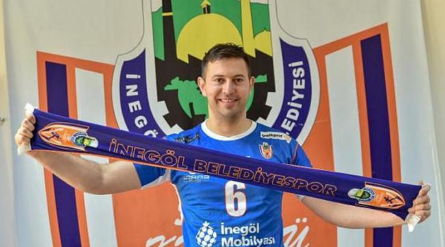 Nikola Gjorgiev, İnegöl Belediyespor'da