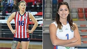 Olga Geyko ve Elif Merve Ali Çukurova'da