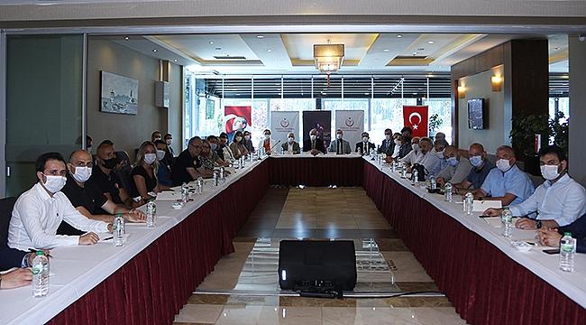Sultanlar Ligi 2020-21 Sezonu Değerlendirme Toplantısı Yapıldı