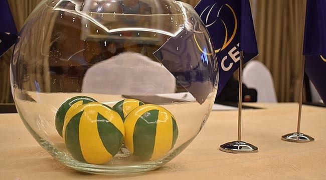 2021 CEV kupası ve Challenge Kupası'ndaki kuralar çekildi