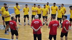 Sorgun Belediyespor kupa maçları öncesi 4 hazırlık maçı yapacak