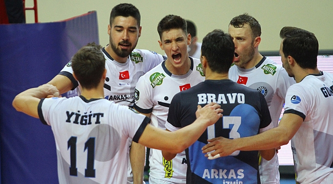 Arkas Spor, Afyon Belediye Yüntaş'a konuk oluyor