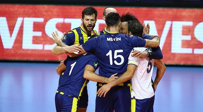 Fenerbahçe HDI Sigorta'dan rahat galibiyet