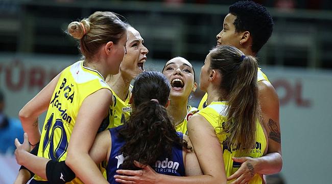 Fenerbahçe Kalespor'u eli boş gönderdi