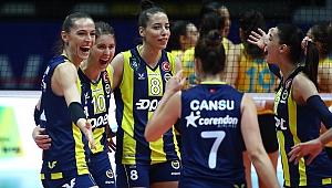 Fenerbahçe Opet'ten PTT'ye set yok