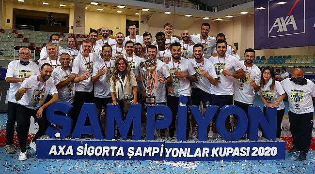 Fenerbahçeli oyuncular kupa zaferini değerlendirdi
