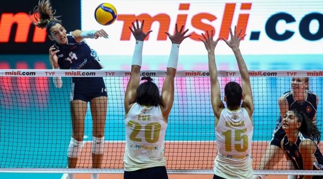 Misli.com Sultanlar Ligi'nde 3. Hafta tamamlandı