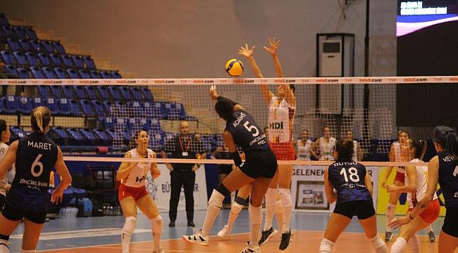 Misli.com Sultanlar Ligi'nde sezonu başladı