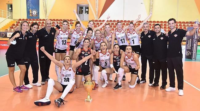 THY, 2. Kez Balkan Kupası Şampiyonu
