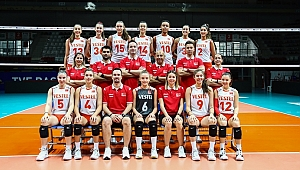 U17 Kız Milli Takımımız Avrupa Şampiyonası'nda