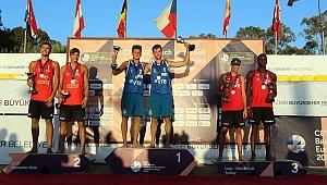 U22 Plaj Voleybolu Avrupa Şampiyonası tamamlandı