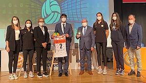 Eczacıbaşı SK ve Okyanus Kolejleri spor ve eğitimdeki güçlerini birleştirdi