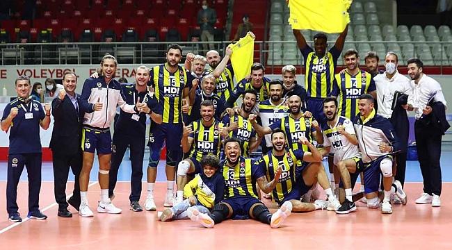 Fenerbahçe HDI Sigorta, Afyon'da kazandı