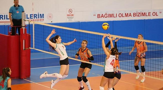 Nevşehir Belediyespor galibiyetle başladı