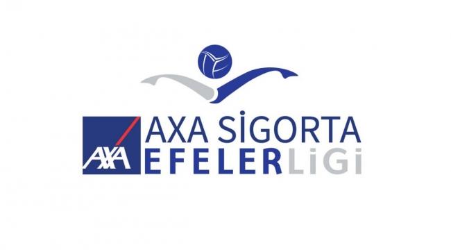 AXA Sigorta Efeler Ligi'nde 18. Hafta Başlıyor