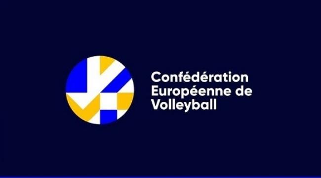 CEV'den 7 Hakemimize 13 maçta görev