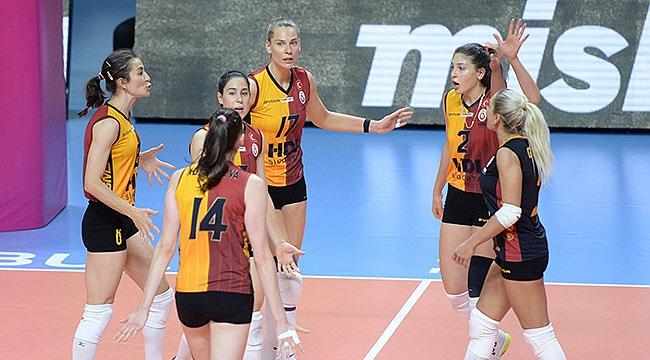 Galatasaray HDI Sigorta, CEV Kupası Rövanş Maçına Çıkıyor