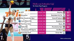 Misli.com Sultanlar Ligi'nde 19.Hafta Başlıyor
