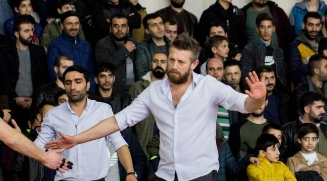 Yeni Kızıltepe Spor'un antrenörü Akif Gürgen oldu