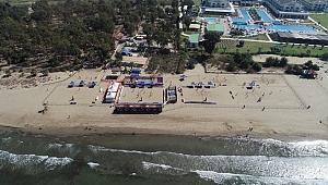2021 CEV U20 Plaj Voleybolu Avrupa Şampiyonası İzmir'de!