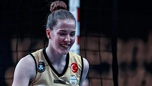 Isabelle Haak, ülkesinde 'Yılın Kadın Sporcusu' adayı