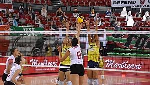 Kadınlar 1. Ligi'nde 4. ve 6. hafta Erteleme Maçları Oynandı