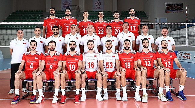 A Milli Erkek Takımımız, Avrupa Şampiyonası Elemeleri'nde