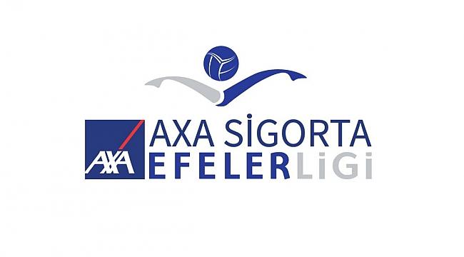 AXA Sigorta Efeler Ligi'nde Erteleme Karşılaşmaları Devam Ediyor