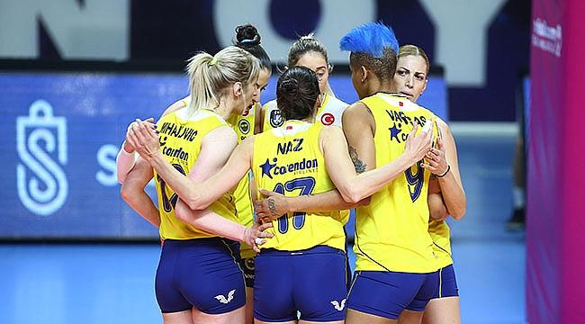 Erteleme derbisinin galibi Fenerbahçe Opet
