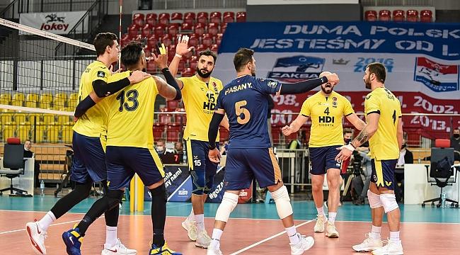 Fenerbahçe HDI Sigorta'nın, Şampiyonlar Ligi 2. ayak karşılaşmaları başlıyor