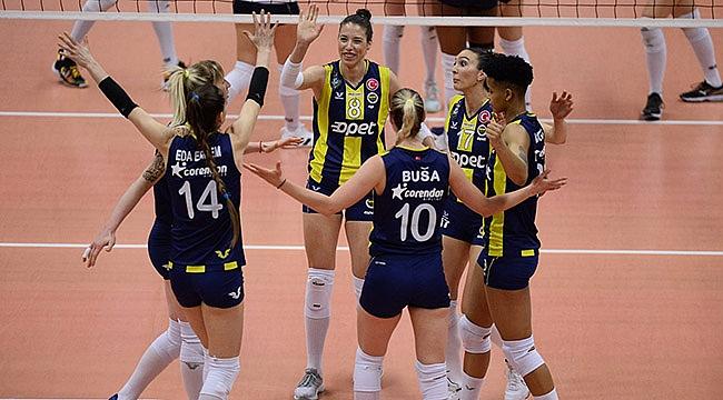 Fenerbahçe Opet, Fransa'ya gidiyor