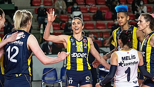 Fenerbahçe Opet'ten, Nantes'a set yok