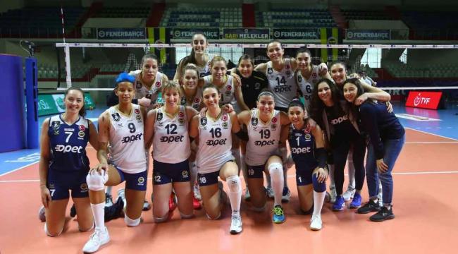 Fenerbahçe Opet, kupada Dörtlü Final'de!