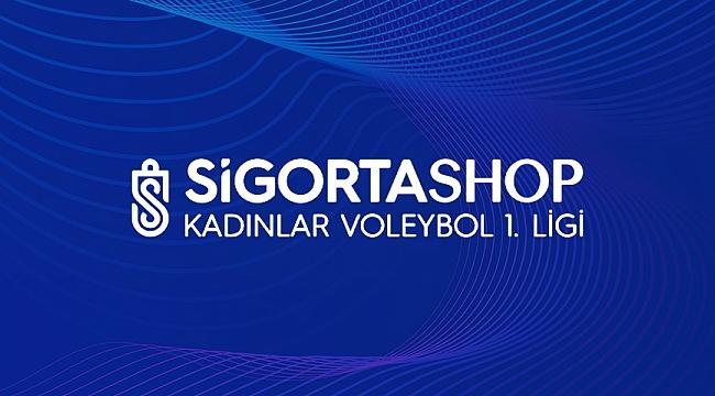 Sigorta Shop Kadınlar 1. Ligi'nde 15. Hafta Başladı