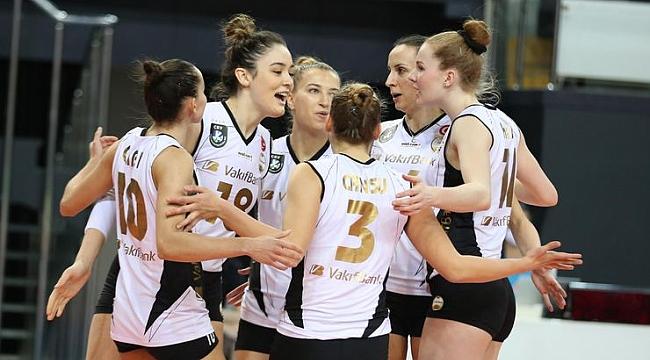VakıfBank, Kupa Voley'de Dörtlü Final'de
