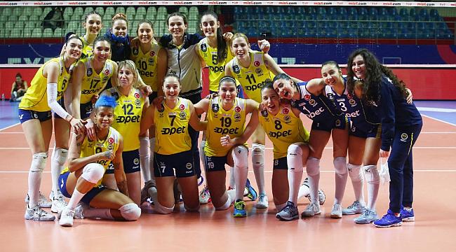 Fenerbahçe Opet-Sistem9 Yeşilyurt maçı, bir kez daha ertelendi
