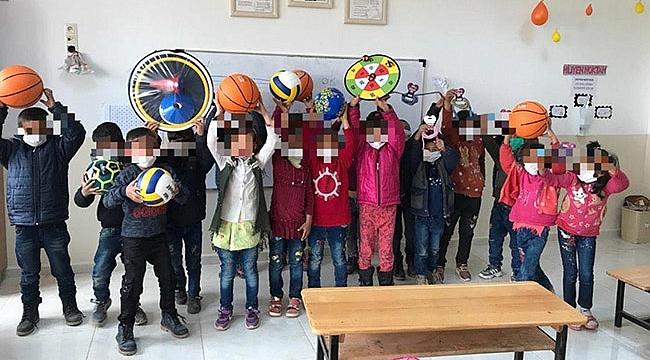 Köy Okullarına Malzeme Desteği Projesi 9. kez gerçekleşti