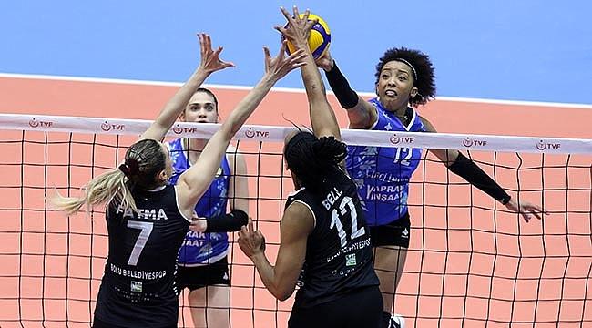 Kadınlar 1. Ligi'nde Final Etabı Başladı