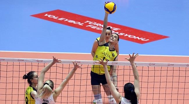 Kadınlar 1. Ligi'nde Final Etabı'nda 2. Gün Geride Kaldı