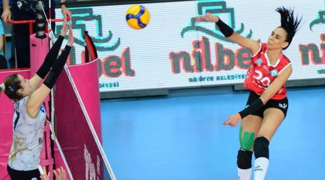 Nilüfer Belediyespor, sezonu 5. sırada bitirdi