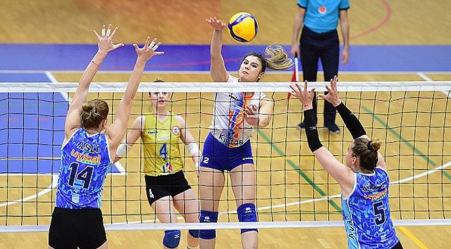 Sigorta Shop Kadınlar 1. Ligi'nde normal sezon tamamlandı