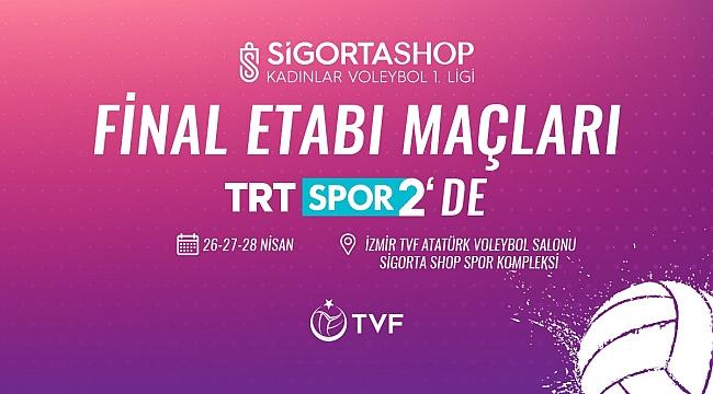 Sultanlar Ligi'ne yükselecek iki ekip İzmir'de belli olacak