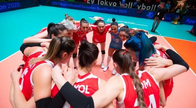 A Milli Kadın Voleybol Takımı, hazırlıklarına yarın başlıyor