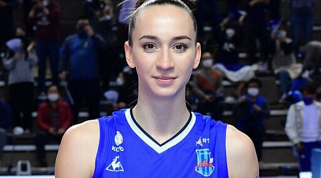 Anna Lazareva Fenerbahçe'de!