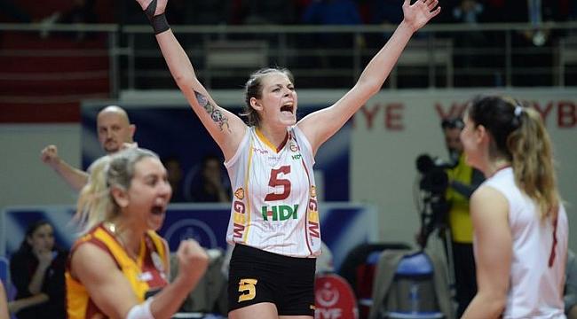 Anthi Vasilantonaki, Galatasaray'a geri döndü