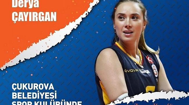 Derya Çayırgan, Çukurova Belediyespor'da